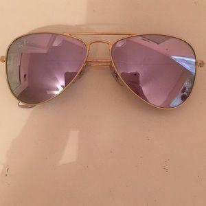 Ray ban junior aviator sunglasses